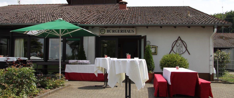 Das Bürgerhaus Nidda Ober-Widdersheim